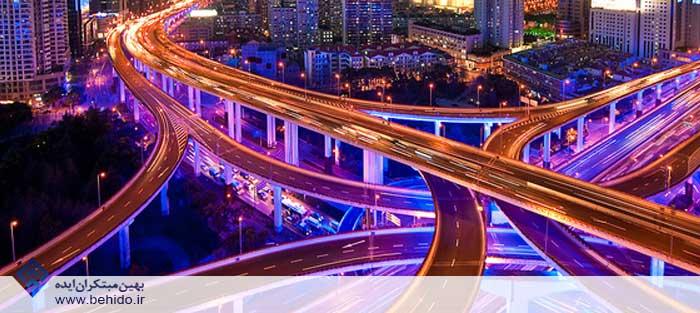 داده های هوشمند و شهرهای هوشمند