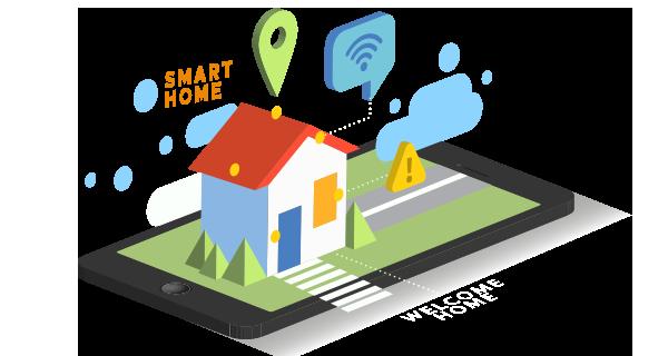 راه-حلهای-خانه-هوشمند-برای-بهبود-زندگی-روزمره