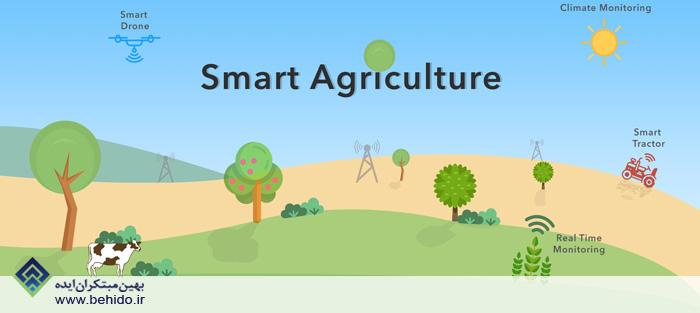 مزرعه داری هوشمند
