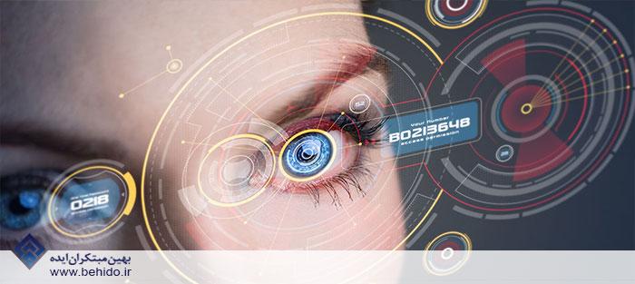 لنزهای تماسی هوشمند