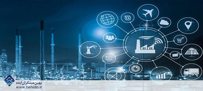 اینترنت اشیا صنعتی چیست؟