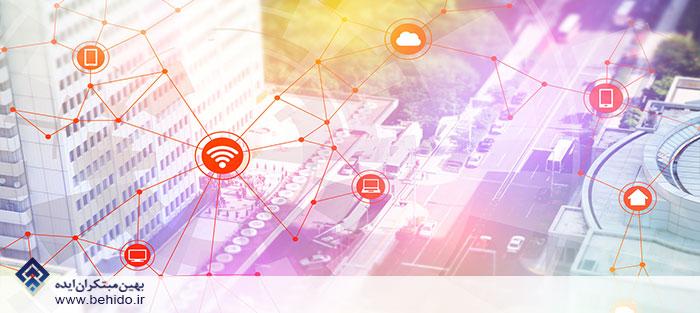 نوآوری های اینترنت اشیا در بهبود شهرها