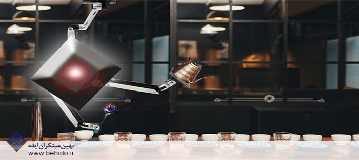 مزایای استفاده از هوش مصنوعی در تهیه قهوه