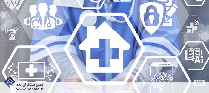 اینترنت اشیا در بخش مراقبت از سالمندان