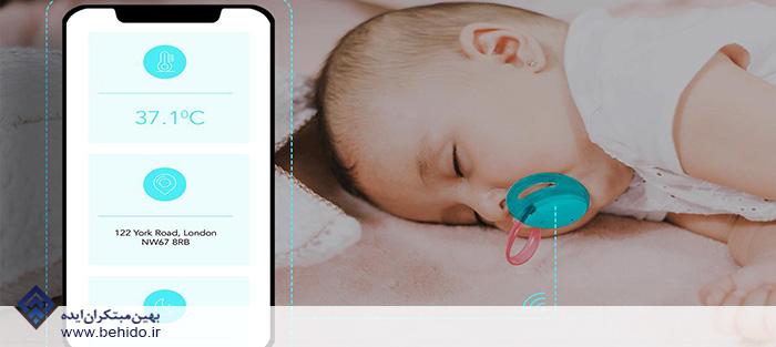مراقبت از نوزادان با Iot